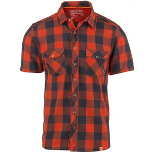 Ortovox Stretch Back Shirt - Short-Sleeve - Men's