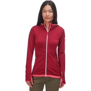OrtovoxFleece Light Hooded Jacket - Women's