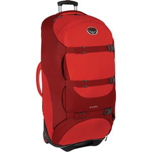 Osprey Packs Shuttle 130 Rolling Gear Bag - 7933cu in