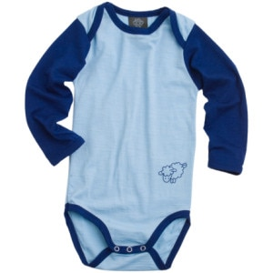photo: Outside Baby Boys' Merino Onesie base layer