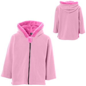 photo: Outside Baby Girls' Curly Windproof Fleece Jacket fleece jacket