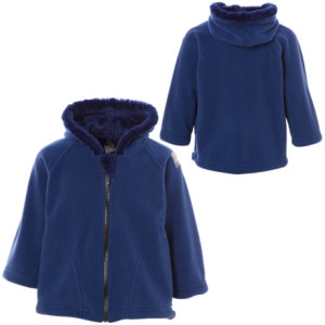Outside Baby Curly Windproof Fleece Jacket