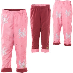 photo: Outside Baby Girls' 2 Layer Windproof Pant fleece pant