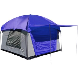 Paha Que Pamo Valley XD Tent: 6-Person 3-Season