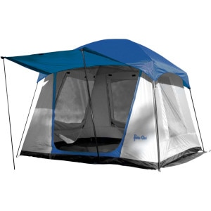 Paha Que Green Mountain 5XD Tent: 5-Person 3-Season