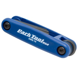 Park Tool Folding Hex Wrench Set
