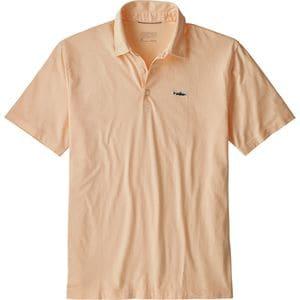 파타고니아 Patagonia Trout Fitz Roy Polo Shirt - Mens