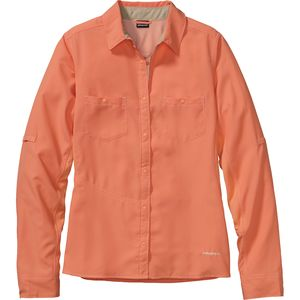 Patagonia Sol Patrol Shirt - Long-Sleeve - Women's