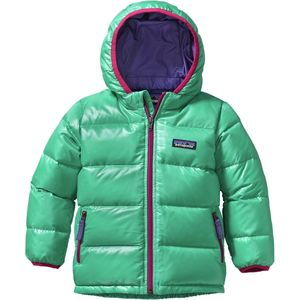 Patagonia Hi-Loft Down Sweater Hooded Jacket - Infant Girls'