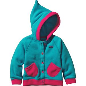 Patagonia Swirly Top Fleece Jacket - Infant Girls'