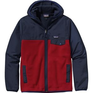 Patagonia Shelled Synchilla Snap-T Fleece Hoodie - Men's