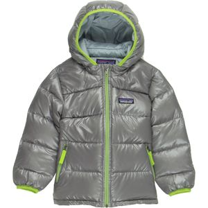 Patagonia Hi-Loft Down Sweater Hoodie- Toddler Boys'
