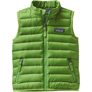 Patagonia Down Sweater Vest - Toddler Boys'