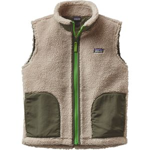 Patagonia Retro-X Fleece Vest - Boys'