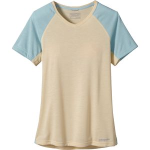 Patagonia Nine Trails Shirt - Short-Sleeve - Women's