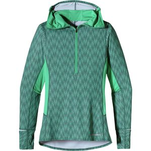Patagonia All Weather Zip-Neck Hooded Jacket - Women's