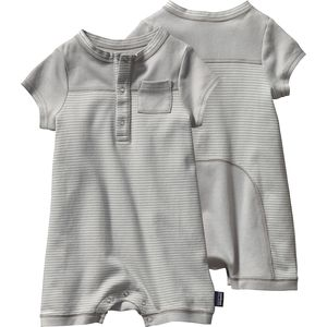 Patagonia Baby Cozy Cotton Shortie - Infant Boys'