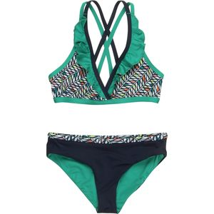 Patagonia Wavy Day Bikini Swimsuit - Girls'