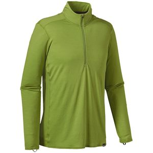 Patagonia Merino Midweight Zip-Neck Top - Men's