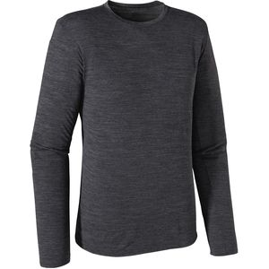 Patagonia Merino Daily T-Shirt - Long-Sleeve - Men's