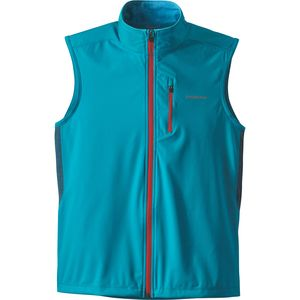 Patagonia Wind Shield Hybrid Softshell Vest - Men's