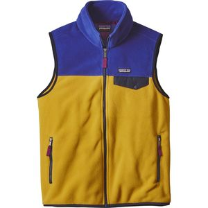 Patagonia Lightweight Synchilla Snap-T Fleece Vest - Men's