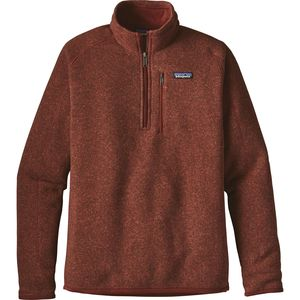 Patagonia 1/4-Zip Better Sweater - Men's