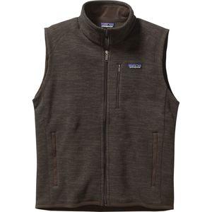 파타고니아 스웨터 후리스 남성용 조끼 Patagonia Better Sweater Fleece Vest - Mens