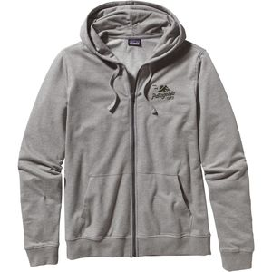 Patagonia Coastal Range Lightweight Full-Zip Hoodie - Men's