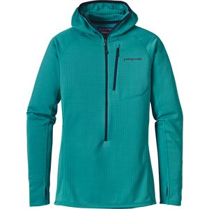 Patagonia R1 Fleece Hooded Pullover - Women's