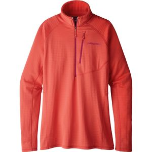 Patagonia R1 1/2-Zip Fleece Pullover - Women's