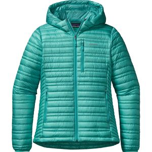 Patagonia Ultralight Down Hooded Jacket - Women's