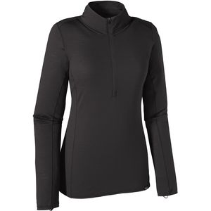 Patagonia Merino Midweight Zip-Neck Top - Women's