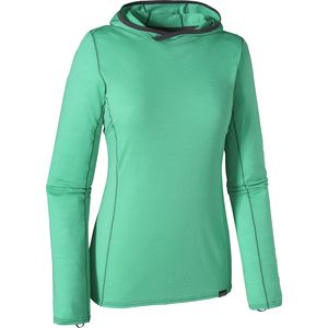 Patagonia Merino Midweight Hooded Top - Women's