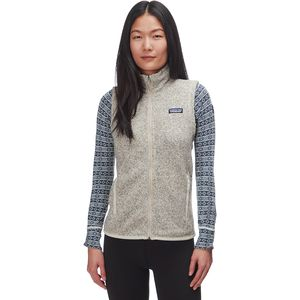 파타고니아 조끼 Patagonia Better Sweater Fleece Vest - Womens