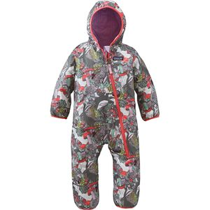 Patagonia Puff-Ball Reversible Bunting - Infant Girls'