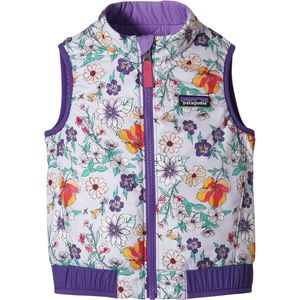 Patagonia Puff-Ball Reversible Vest - Infant Girls'
