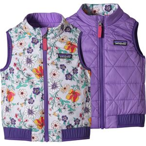 Patagonia Puff-Ball Reversible Vest - Toddler Girls'