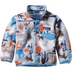 Patagonia Lightweight Synchilla Snap-T Fleece Pullover - Infant Boys'