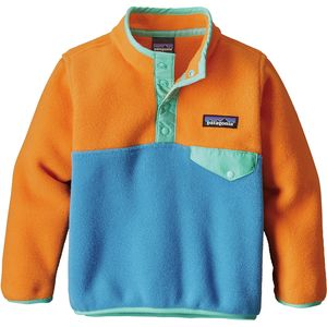 Patagonia Lightweight Synchilla Snap-T Fleece Pullover - Toddler Boys'
