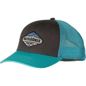 Patagonia Fitz Roy Crest Lo-Pro Trucker Hat