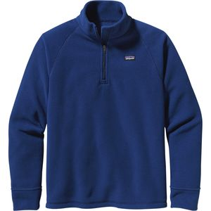 Patagonia Micro D 1/4-Zip Fleece Jacket - Boys'
