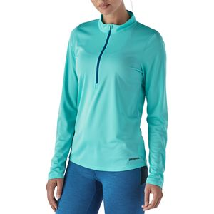 Patagonia Fore Runner Zip Neck Jersey - Long-Sleeve - Women's