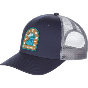 Patagonia Live Simply Breaker Badge Trucker Hat