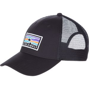Patagonia Live Simply Sunset Lopro Trucker Hat