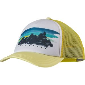 Patagonia Painted Fitz Roy Interstate Hat - Women's