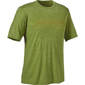 Patagonia Merino Daily Graphic T-Shirt - Short-Sleeve - Men's