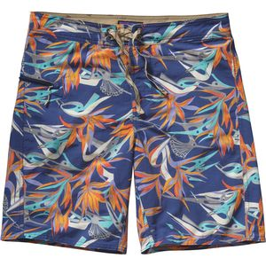 Patagonia Printed Wavefarer Board Short - Men's