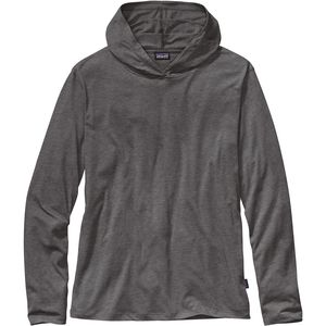 Patagonia Daily Tri-Blend Hooded Shirt - Long-Sleeve - Men's