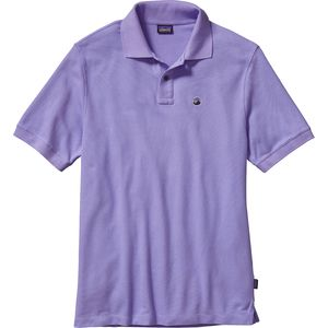 Patagonia Fitz Roy Emblem Polo Shirt - Men's